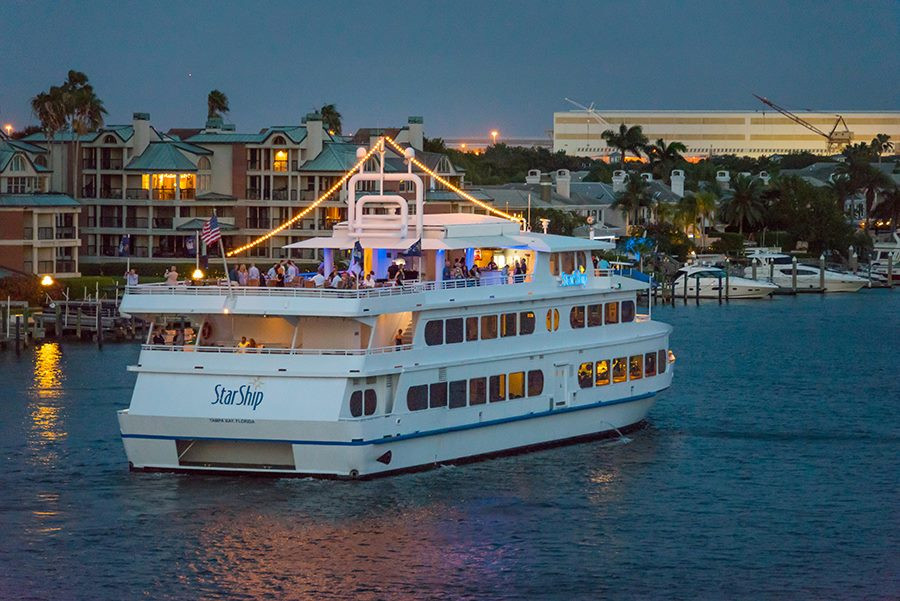 Tampa Dinner Cruise  Father s Day 2017 Tampa Bay