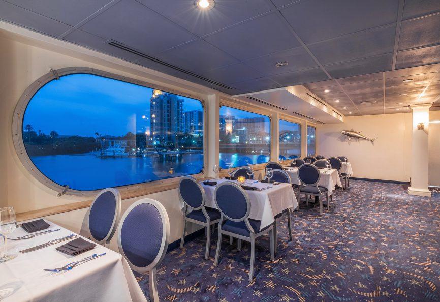 Tampa Dinner Cruise  Public Dinner Cruises Tampa