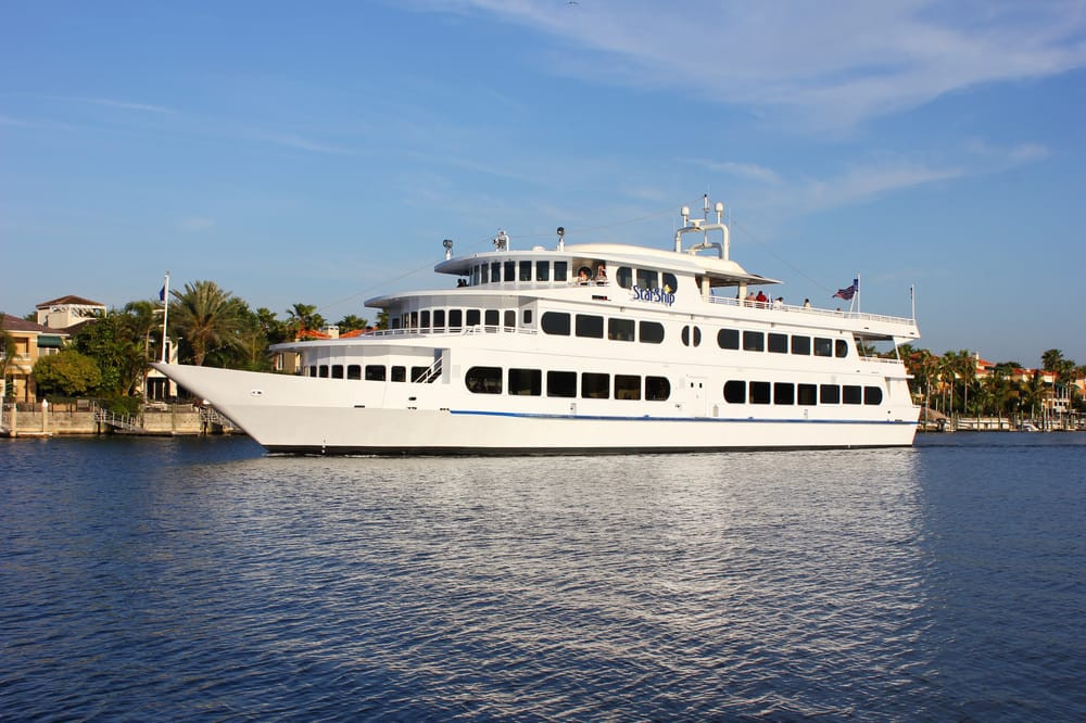 Tampa Dinner Cruise  Yacht StarShip Dining Cruises 91 s & 50 Reviews