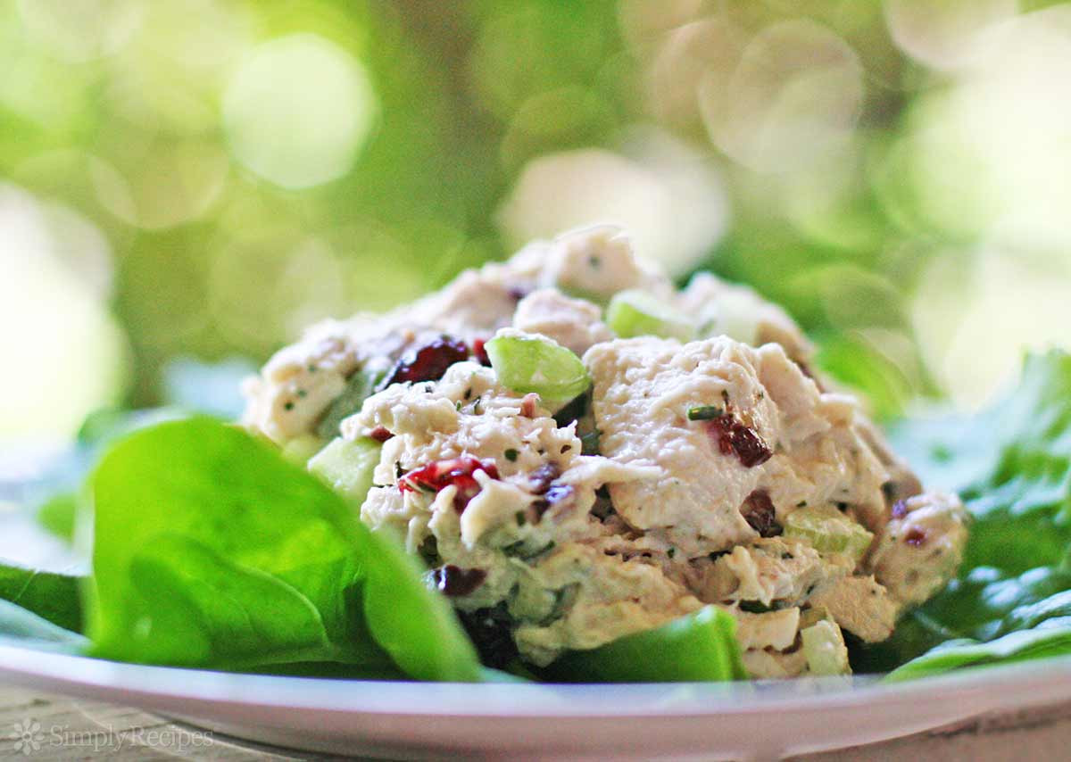 Tarragon Chicken Salad  Tarragon Chicken Salad Recipe