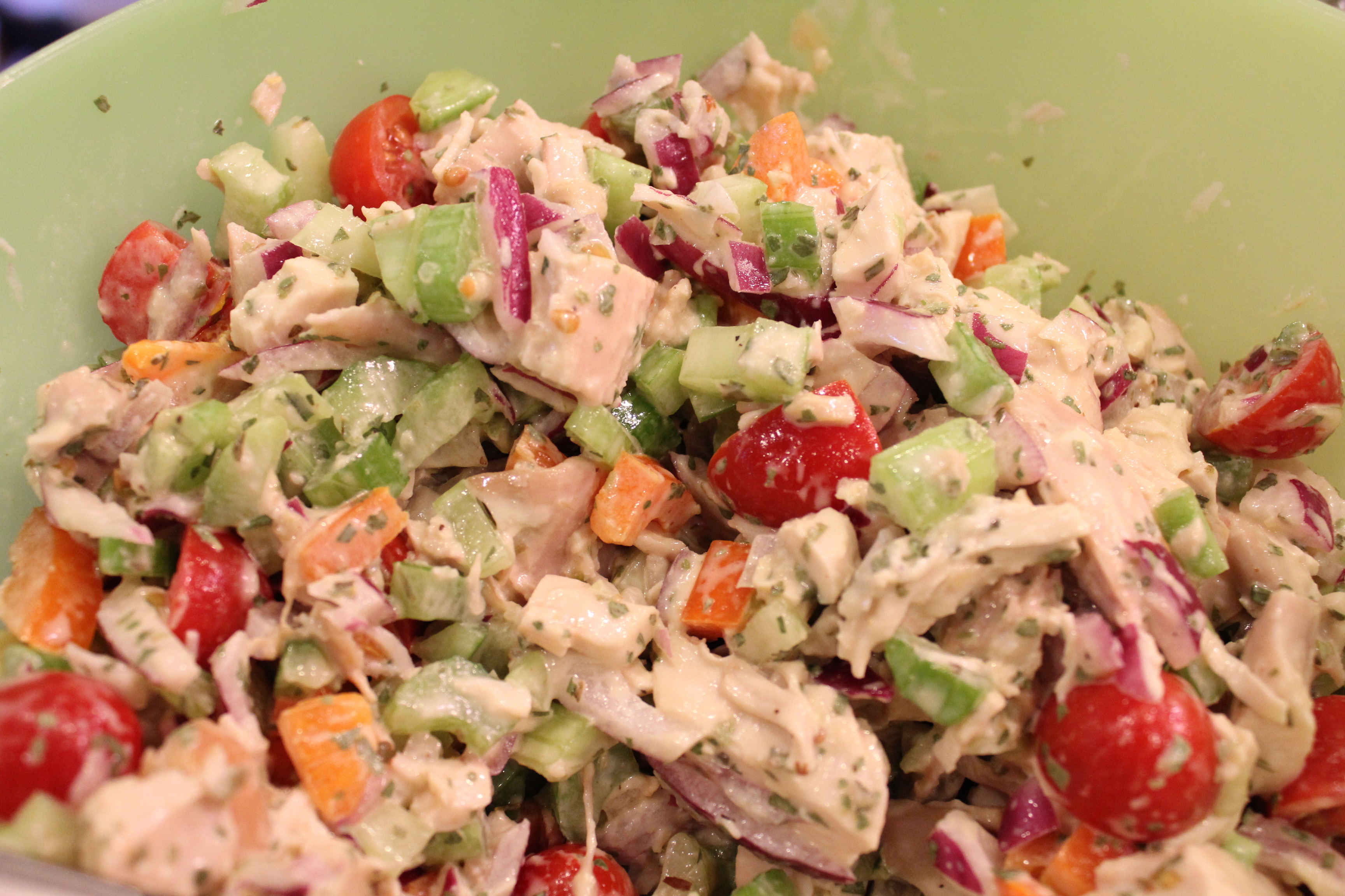 Tarragon Chicken Salad  Tarragon Chicken Salad • Hip Foo Mom