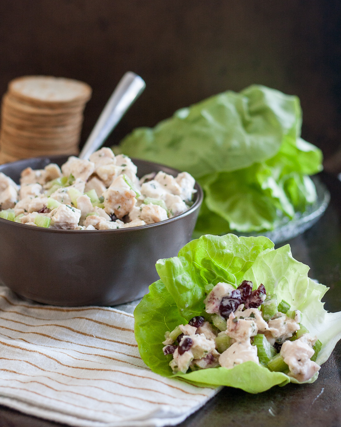 Tarragon Chicken Salad  Tarragon Chicken Salad Goo Godmother A Recipe and