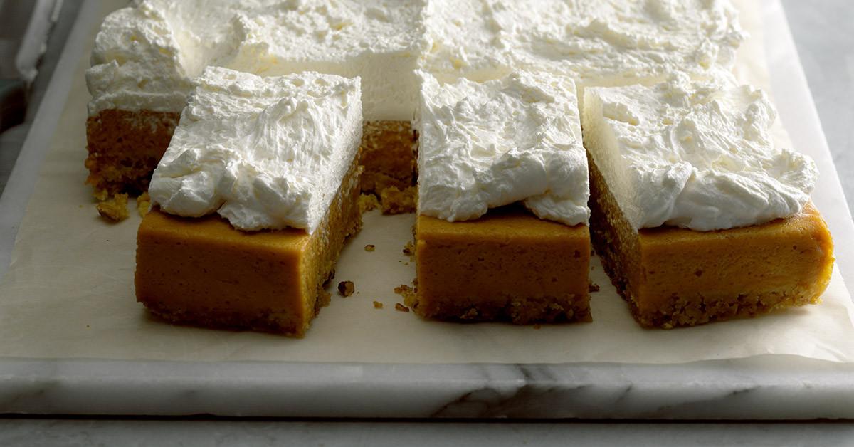 Taste Of Homes Desserts  Pecan Pumpkin Dessert Recipe