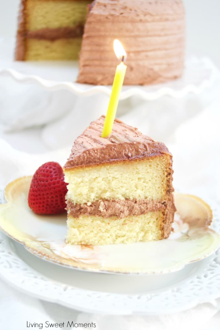 Tasty Dessert Recipes  Delicious Diabetic Birthday Cake Recipe Living Sweet Moments