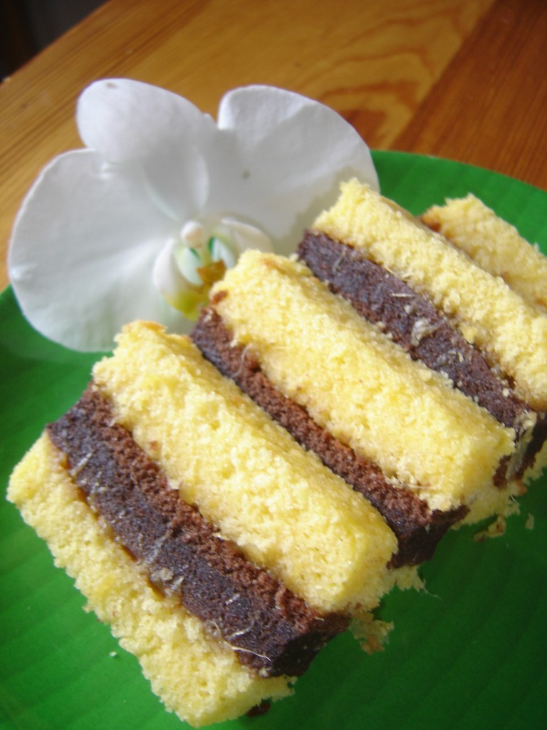 Tasty Dessert Recipes  Tasty Indonesian Food Lapis Surabaya Ekonomis