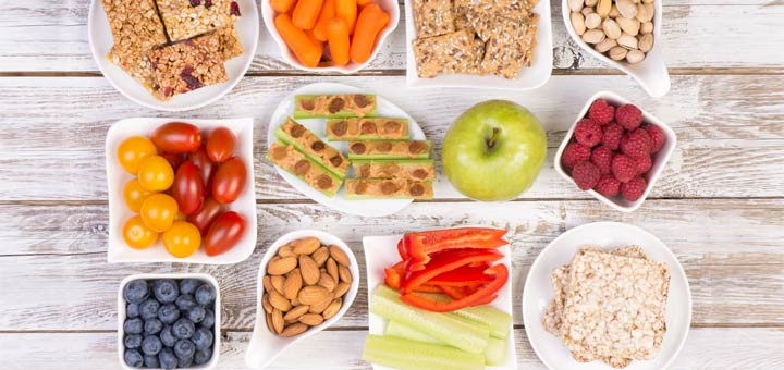 Tasty Healthy Snacks  Some Delicious & Healthy Snacks To Help You Eat Clean For