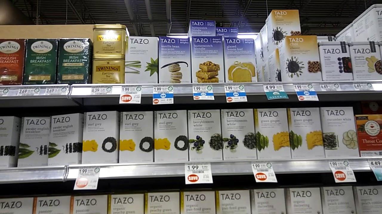 Tazo Dessert Delights  Tazo Tea Dessert Delights 87¢ at Publix