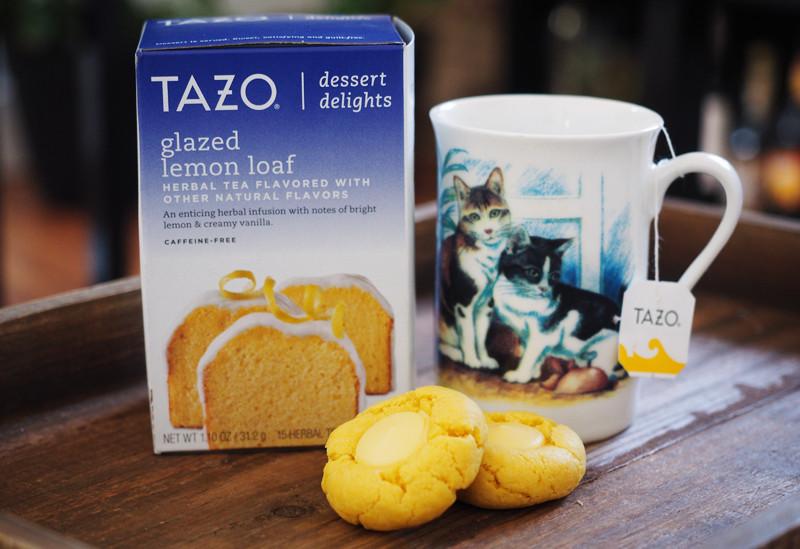 Tazo Dessert Delights  the modern barista