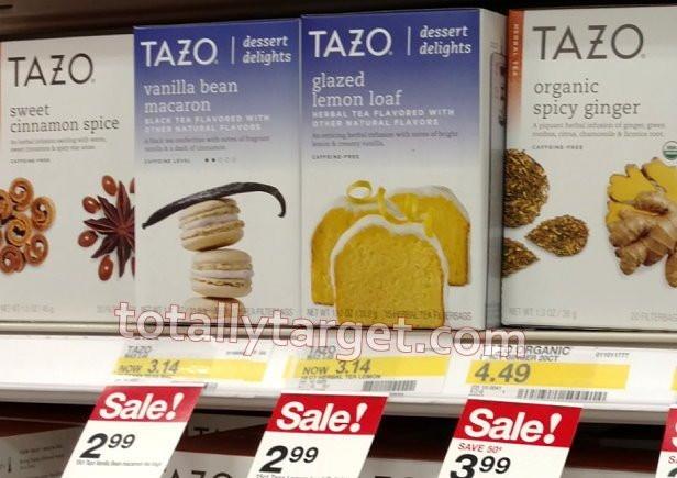 Tazo Dessert Delights  Tazo