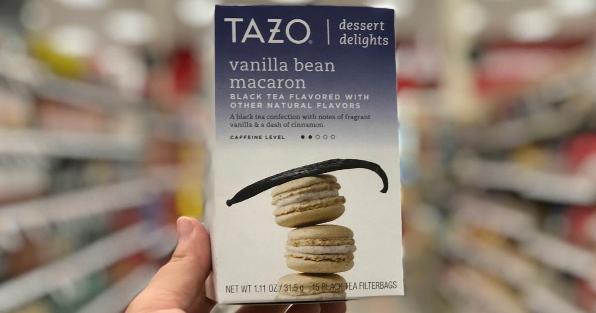 Tazo Tea Dessert Delights  Tar Tazo Tea Dessert Delights ly $1 49 Hip2Save