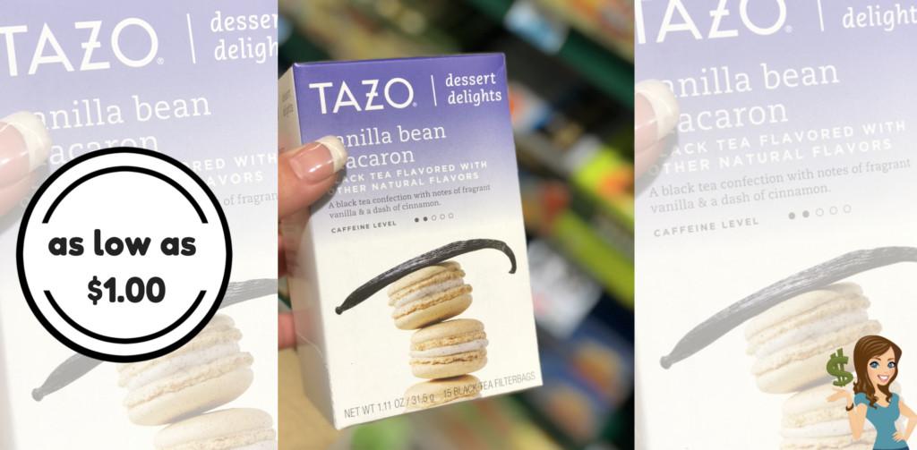 Tazo Tea Dessert Delights  $1 Tazo Dessert Delights Tea Harris Teeter Moola Saving Mom