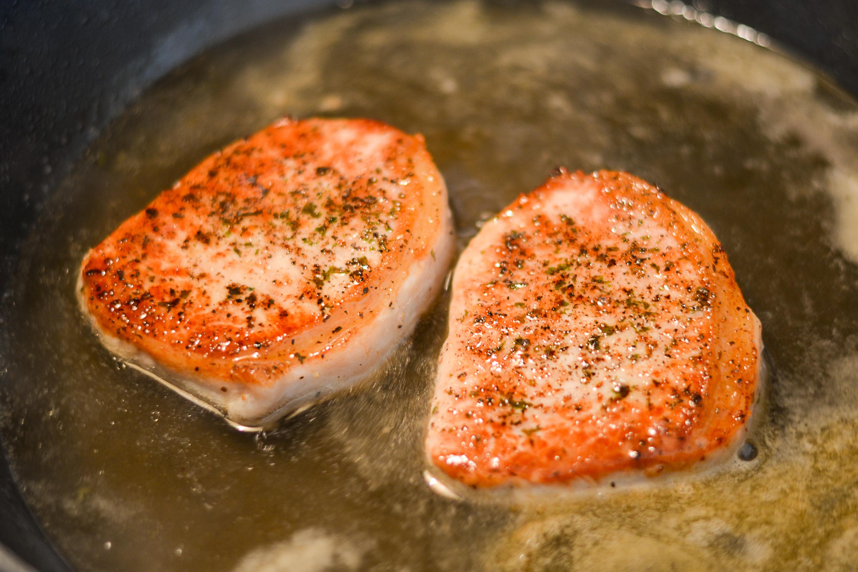Temperature To Bake Pork Chops  How to Cook Tender Moist Boneless Pork Chops
