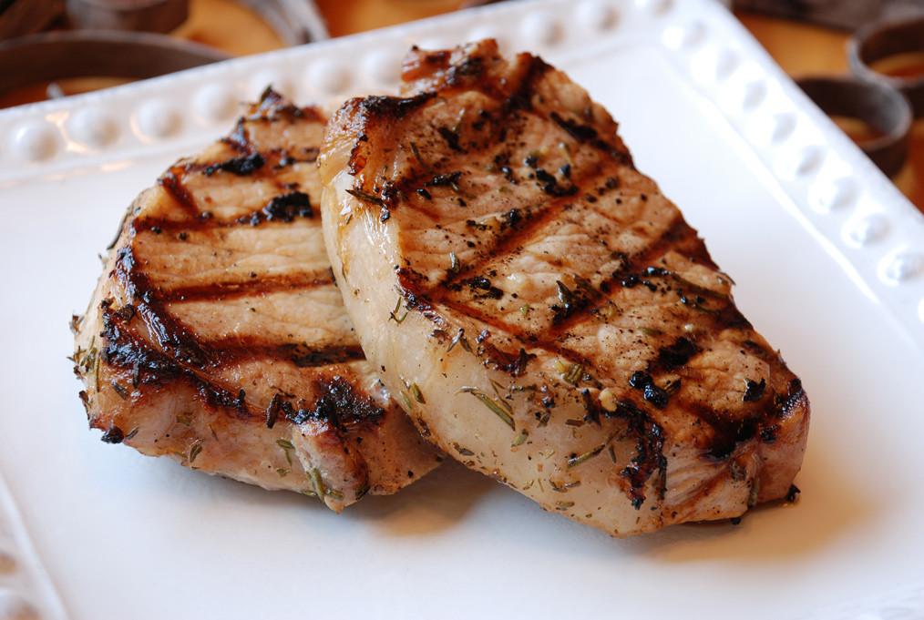 Tender Pork Chops  Biotta Juices Tender Grilled Pork Chops Biotta Juices