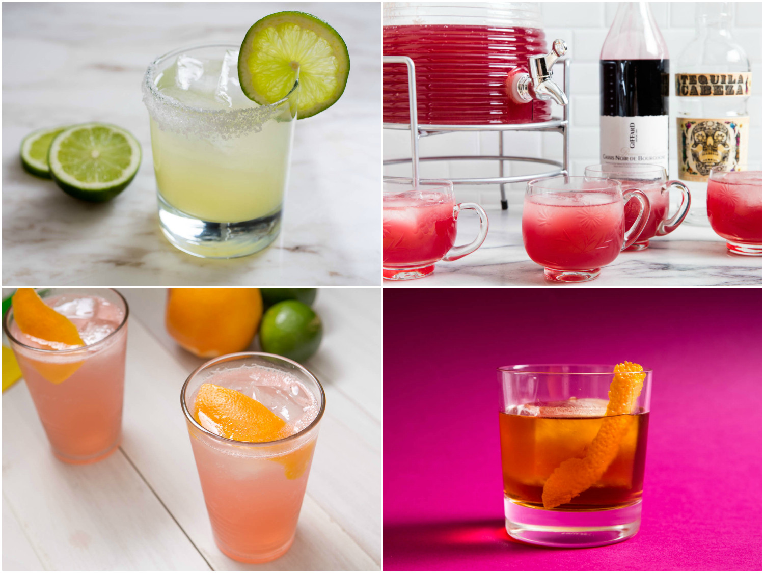 Tequila Drinks Recipe  simple tequila mixed drinks