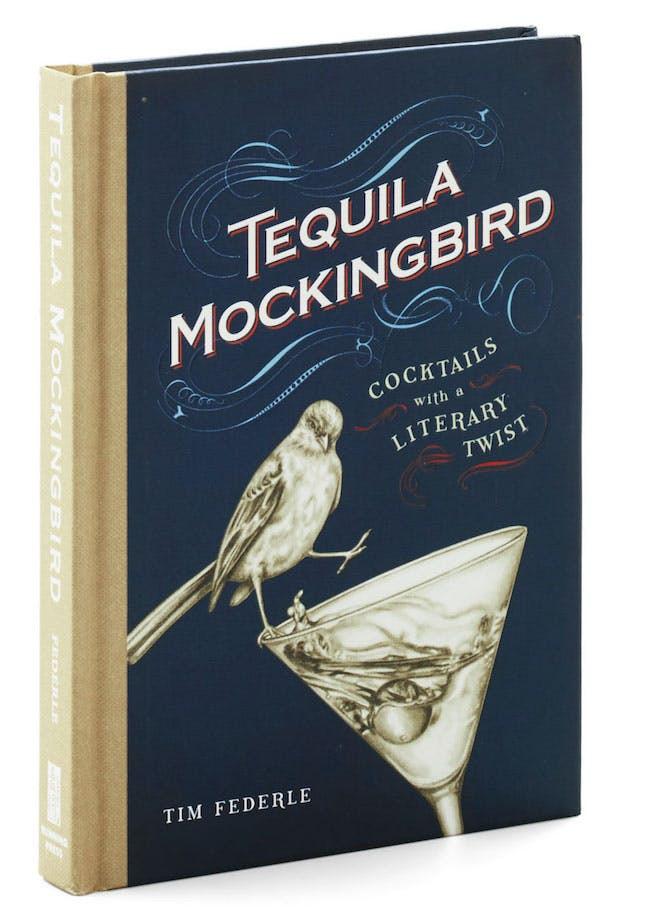 Tequila Mockingbird Drinks  14 Bookish Gifts to Treat Yo'self on Book Lovers' Day