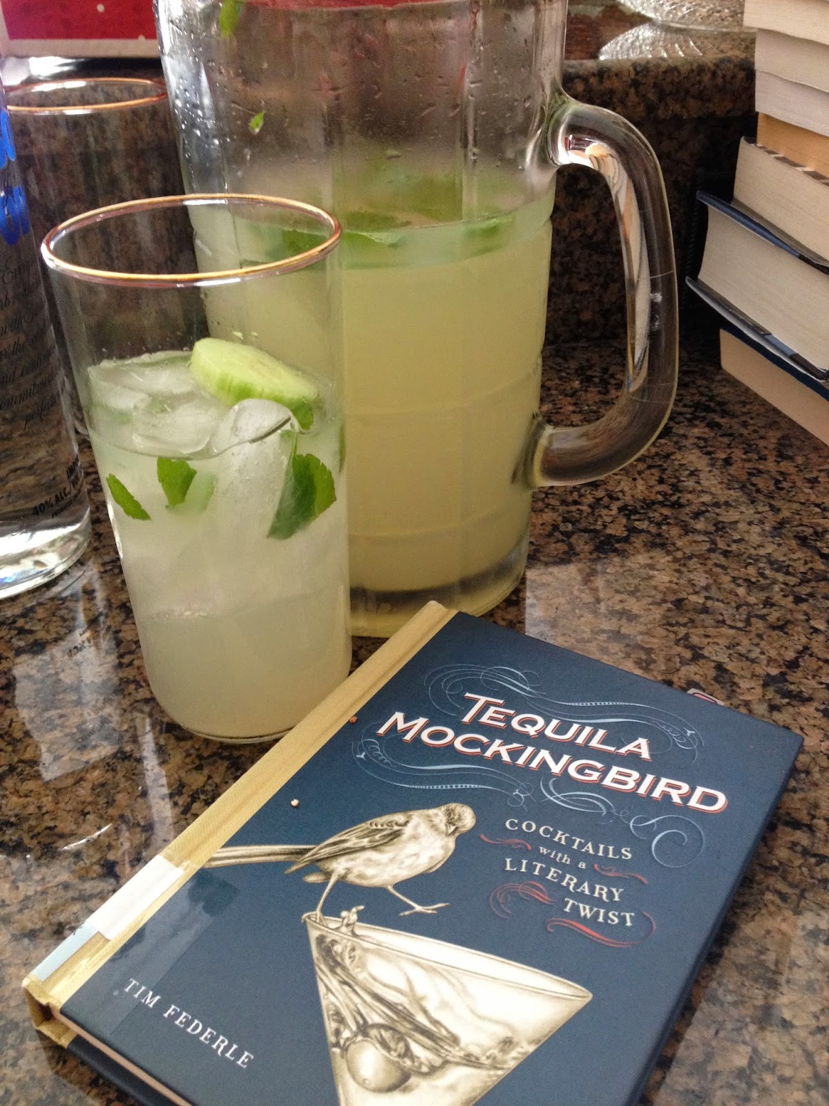 Tequila Mockingbird Drinks  Lakeside Musing Tequila Mockingbird Cocktails with a