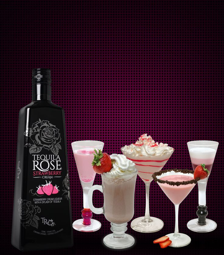 Tequila Rose Drinks  25 best ideas about Tequila rose on Pinterest