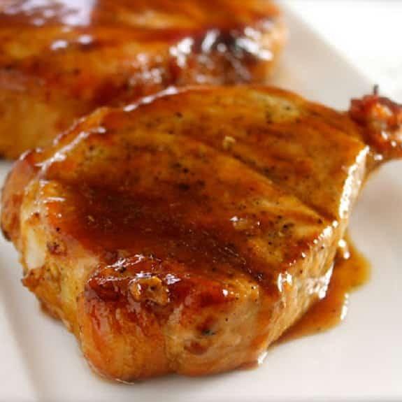 Teriyaki Pork Chops  Slow Cooker Teriyaki Pork Chops