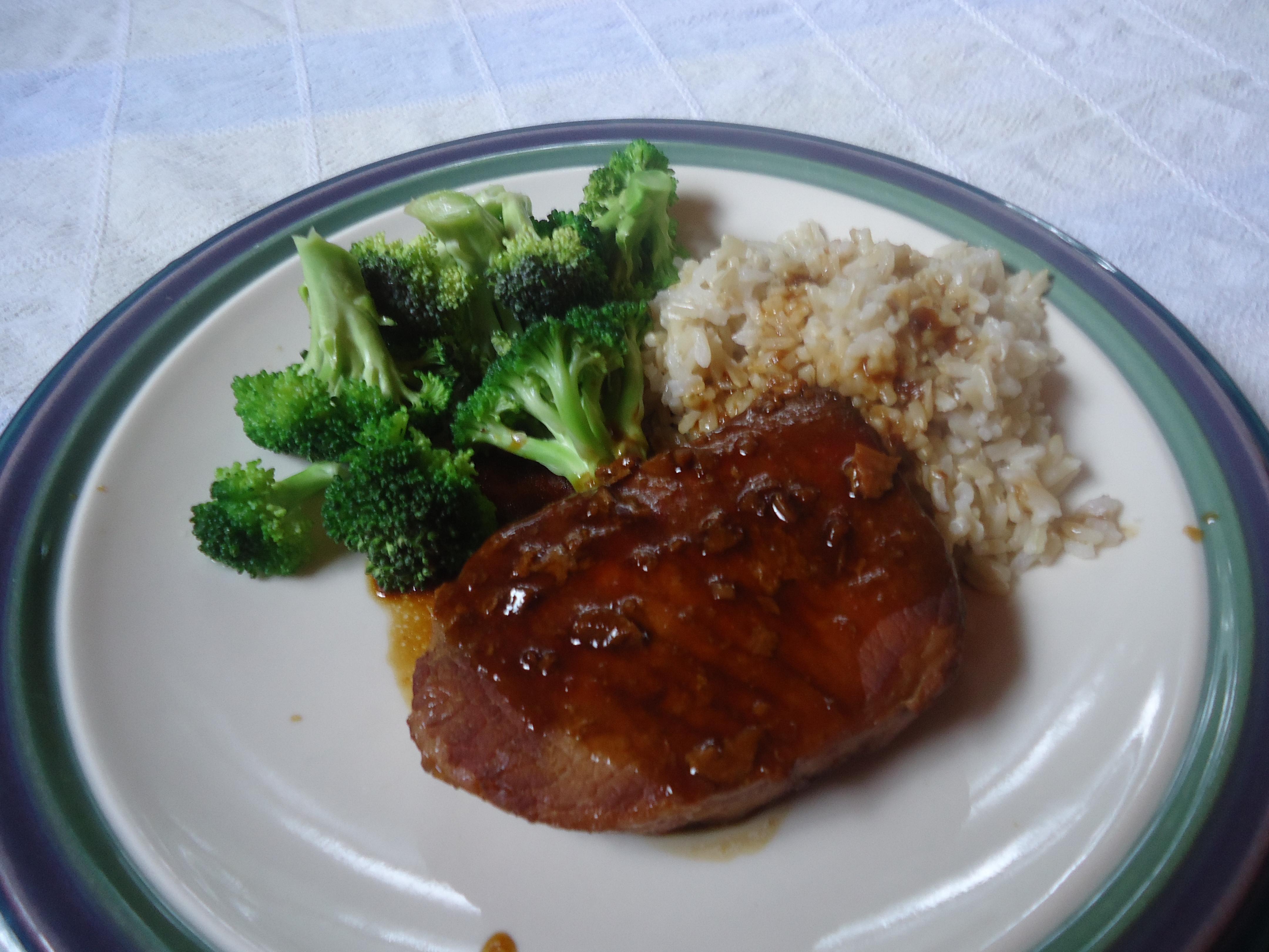 Teriyaki Pork Chops  Crockpot Teriyaki Pork Chops