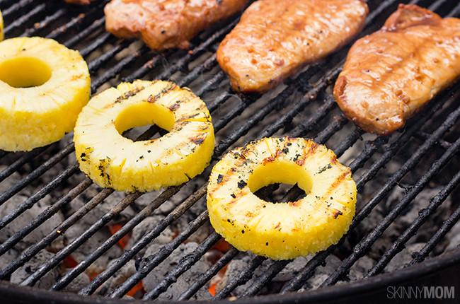 Teriyaki Pork Chops  Skinny Pineapple Teriyaki Pork Chops