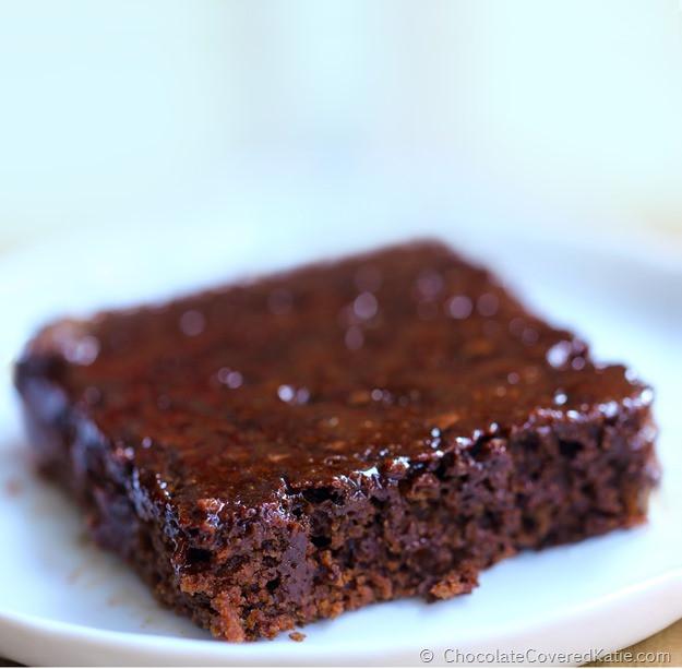 Texas Chocolate Sheet Cake  Texas Sheet Cake Healthy Recipe Makeover