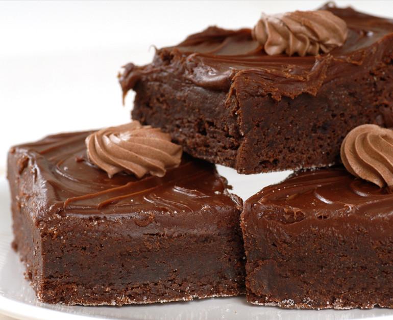 Texas Chocolate Sheet Cake  Texas Chocolate Sheet Cake Daisy Brand