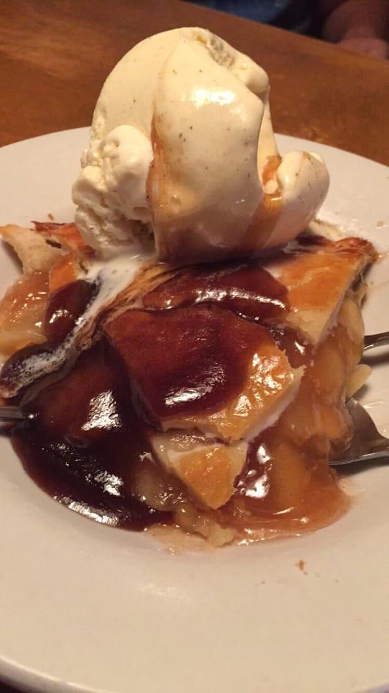 Texas Roadhouse Dessert Menu  Granny s Apple Classic Yelp