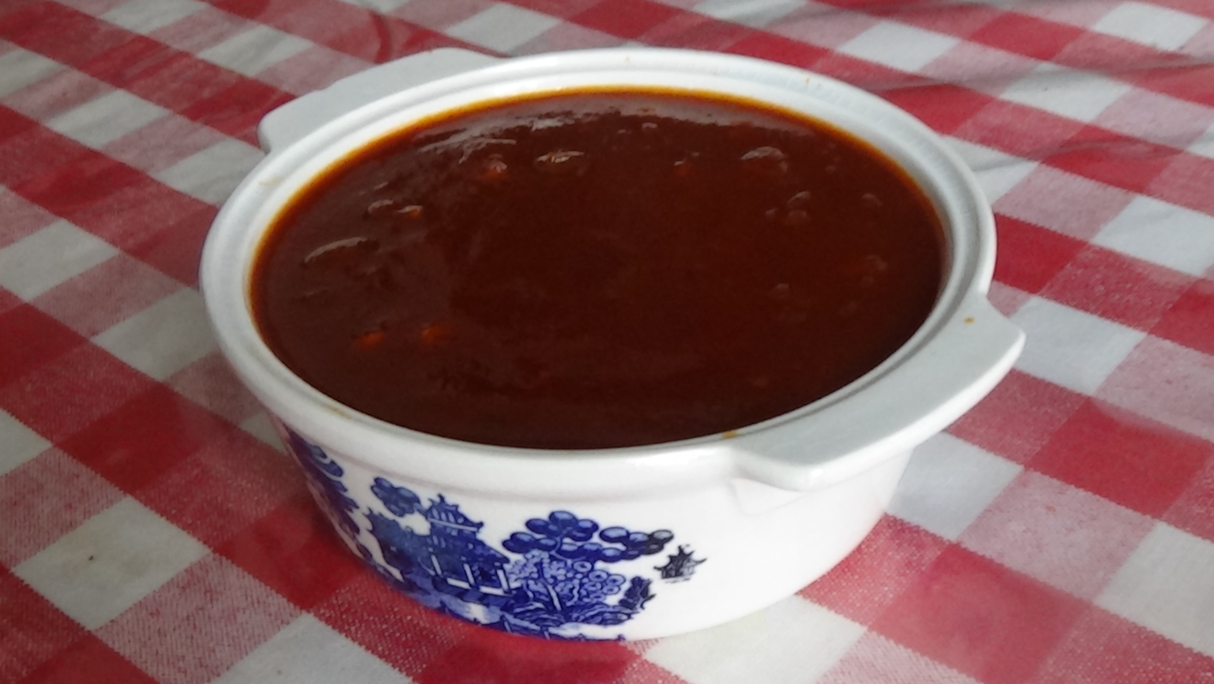 Texas Style Bbq Sauce  Texas Style Barbecue Sauce Spicy and Not Too Sweet