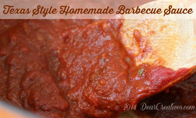 Texas Style Bbq Sauce  Grilled Recipe Steak With Texas Style Homemade BBQ Sauce