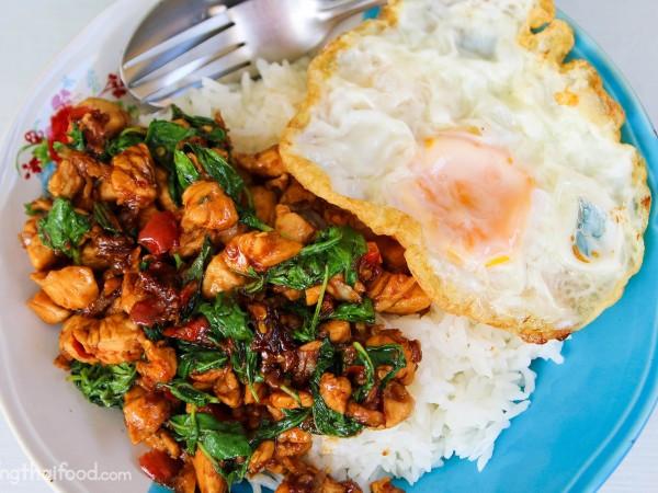 Thai Basil Recipes  Thai Recipes
