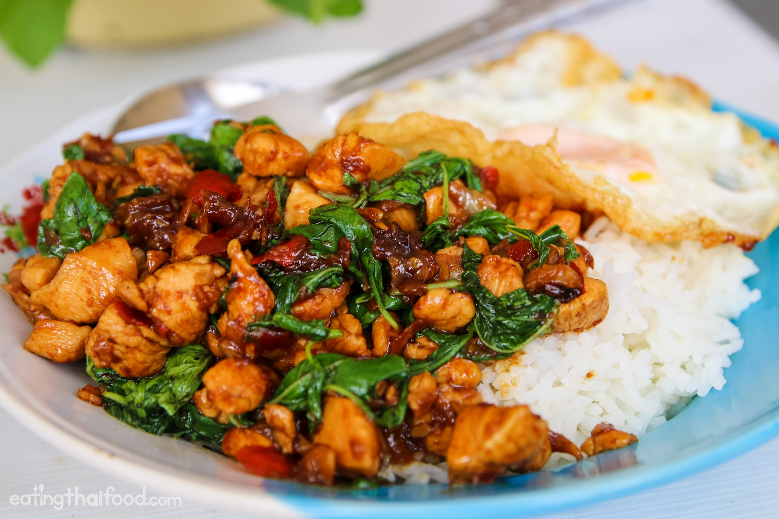 Thai Basil Recipes  Thai Food Is Healthy And Delicious And It Can Be Cooked