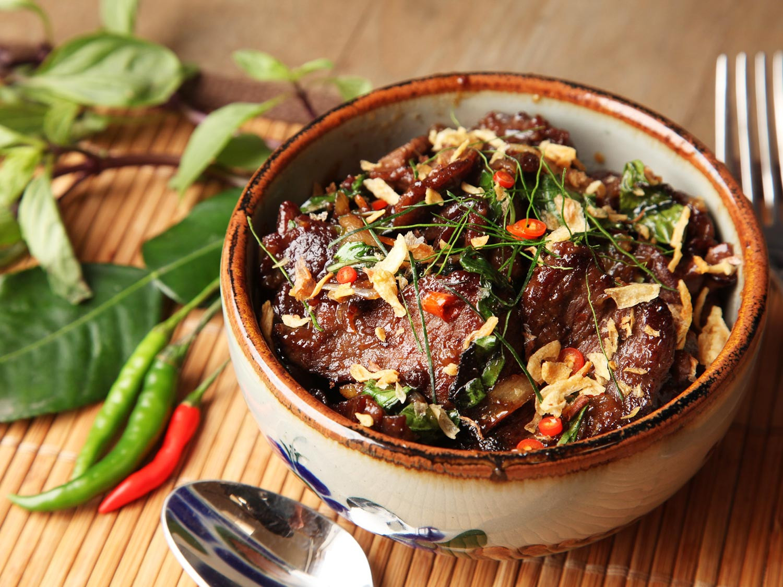 Thai Basil Recipes  thai basil beef stir fry