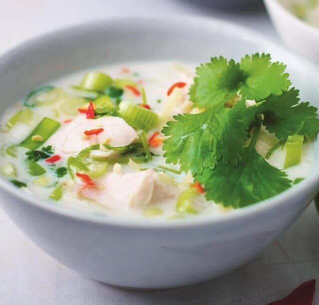 Thai Coconut Soup Recipes  The finest cooking recipes THAI CHICKEN COCONUT SOUP