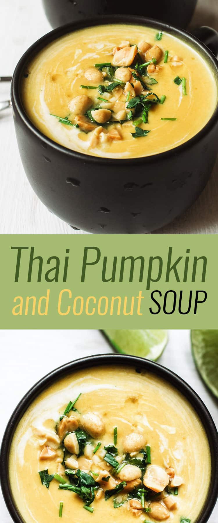 Thai Coconut Soup Recipes  Thai Pumpkin and Coconut Soup
