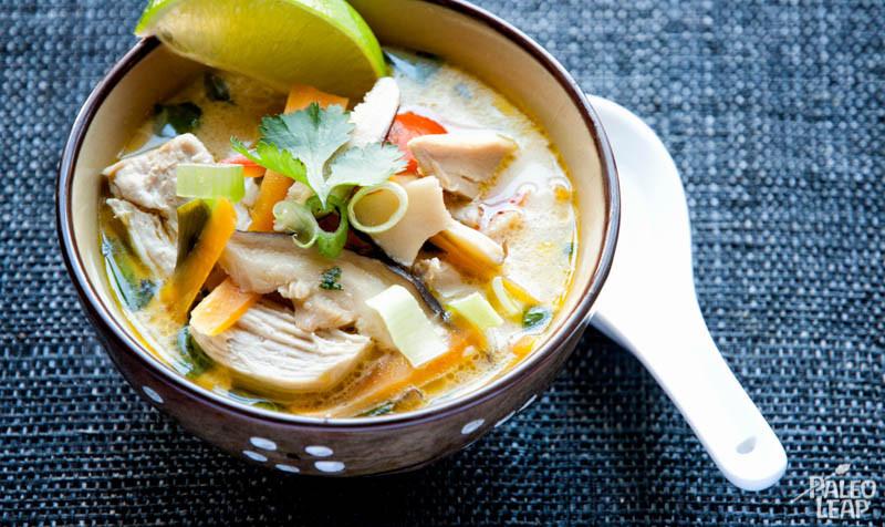 Thai Coconut Soup Recipes  Thai Coconut Soup