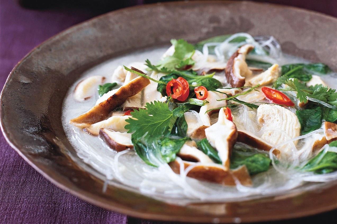 Thai Coconut Soup Recipes  Thai Chicken Coconut Soup recipe