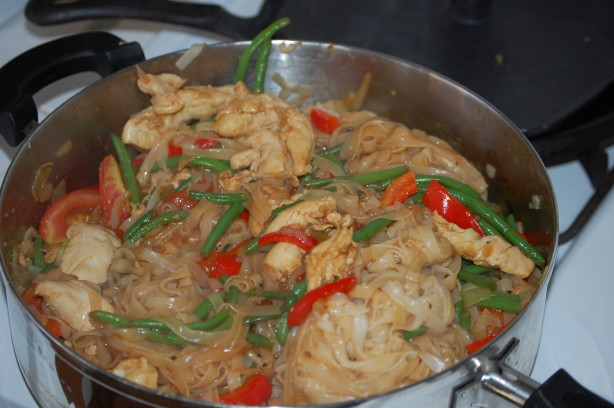 Thai Drunken Noodles  Thai Drunken Noodles Recipe Food
