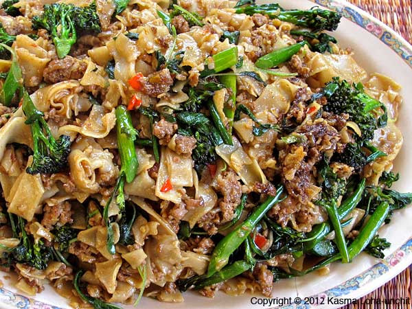 Thai Rice Noodles  Five Thai Noodle Dishes – Beyond Pad Thai Thai Food and