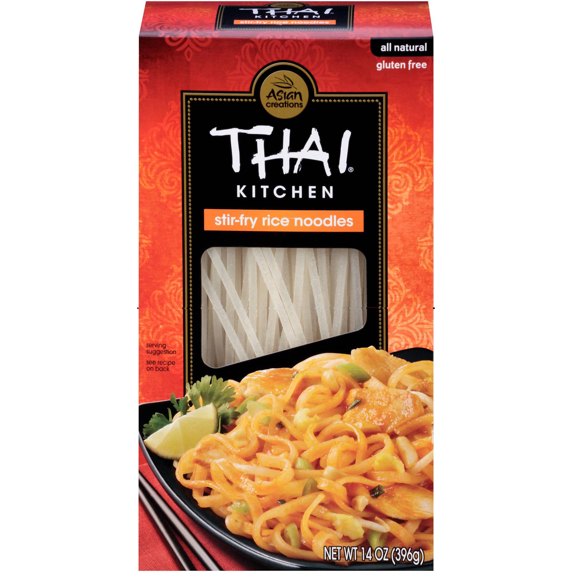 Thai Rice Noodles  thai rice noodles calories