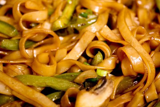 Thai Rice Noodles  Thai Rice Noodles gluten free vegan Ve arian Gastronomy