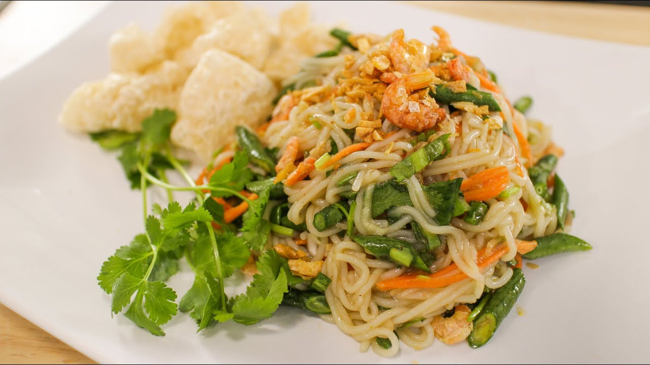 Thai Rice Noodles  thai rice noodle salad recipe