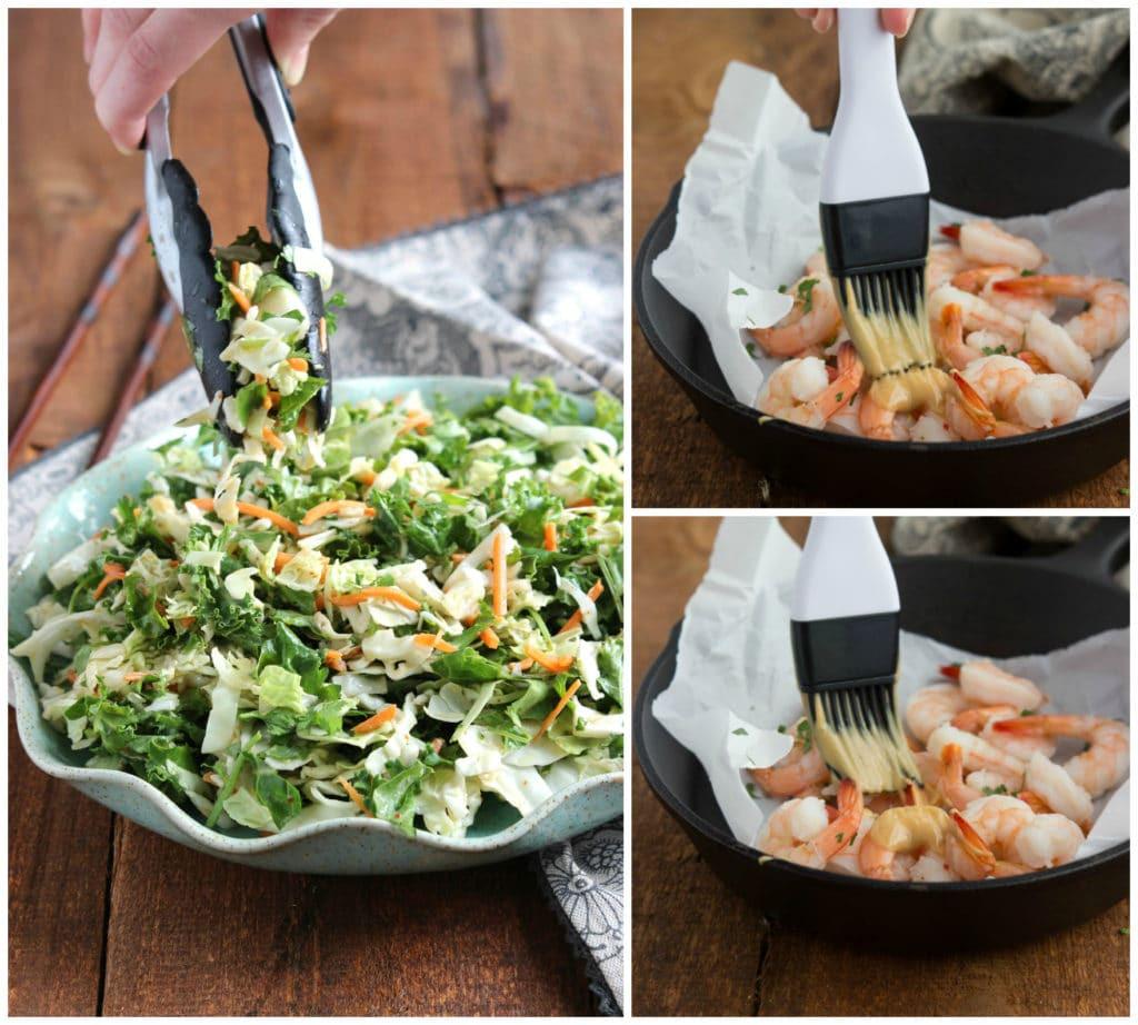 Thai Shrimp Salad  Thai Shrimp Salad Chelsea s Messy Apron