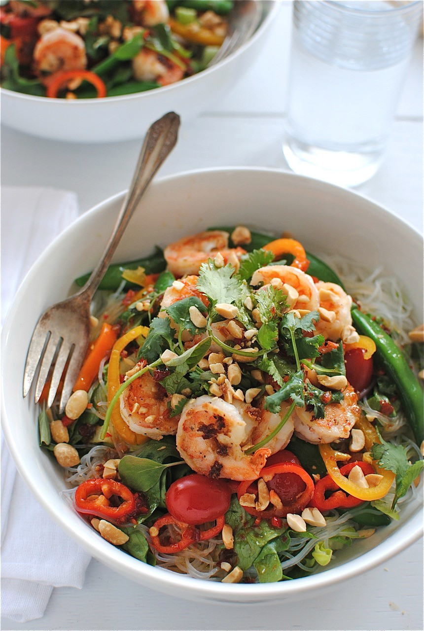Thai Shrimp Salad  Thai Shrimp Salad