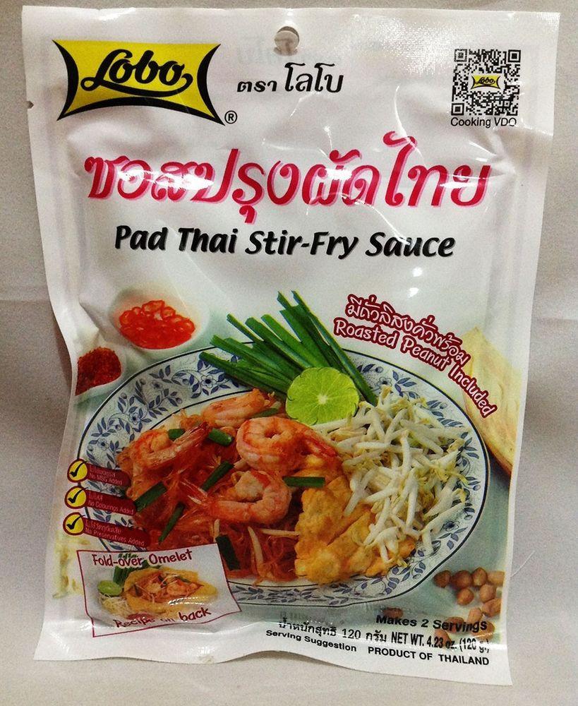 Thai Stir Fry Sauces  Pad Thai Stir Fry Sauce Original Authentic Pad Thai Taste