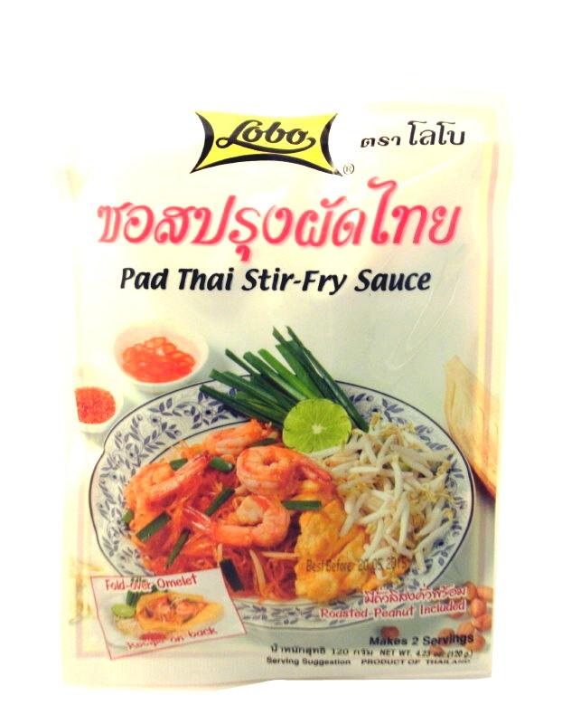 Thai Stir Fry Sauces  Pad Thai Stir Fry Sauce by Lobo