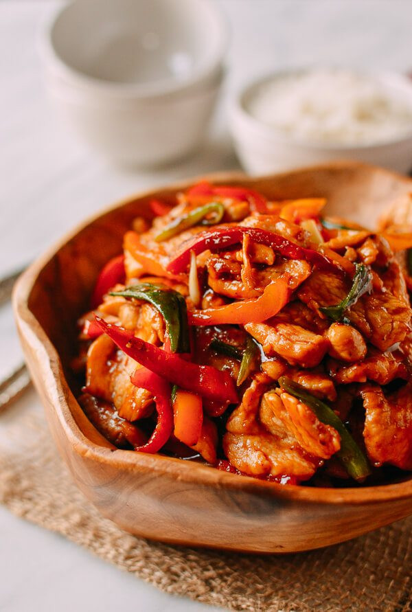 Thai Stir Fry Sauces  Thai Chili Sauce Chicken Stir fry The Woks of Life