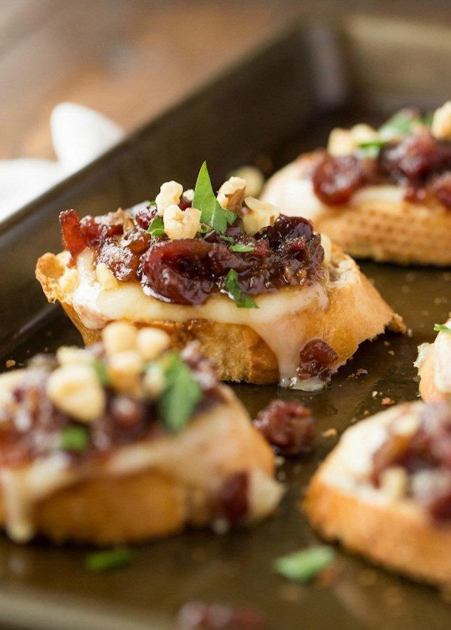 Thanksgiving Appetizers Recipes  35 Make Ahead Thanksgiving Appetizer Recipes to Make Your