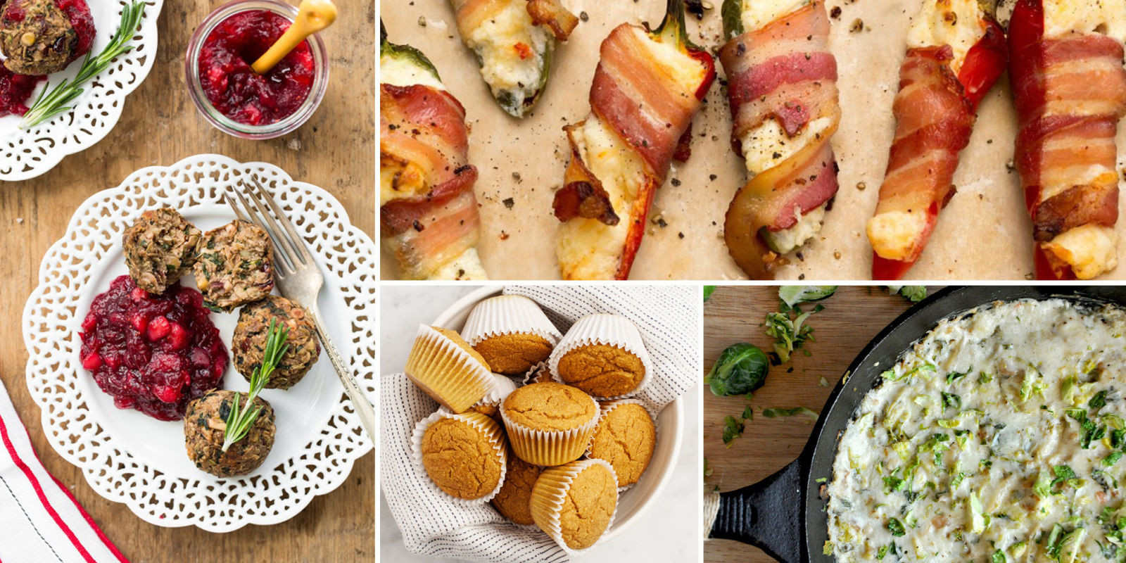 Thanksgiving Appetizers Recipes  9 Easy Thanksgiving Appetizers and Recipes 2017
