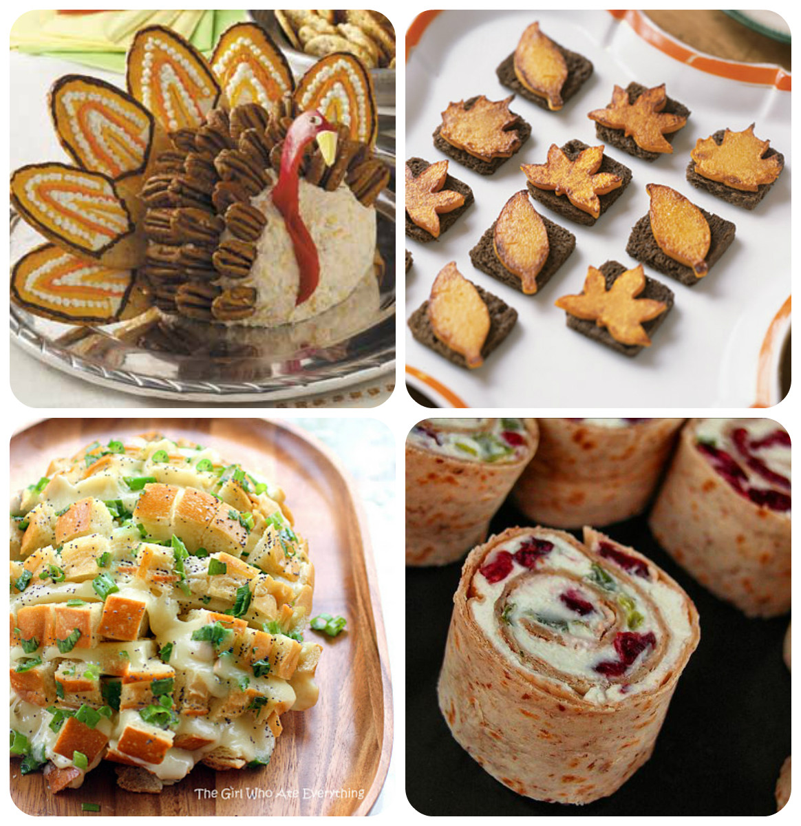 Thanksgiving Appetizers Recipes  Occupation Housewife Thanksgiving Appetizers
