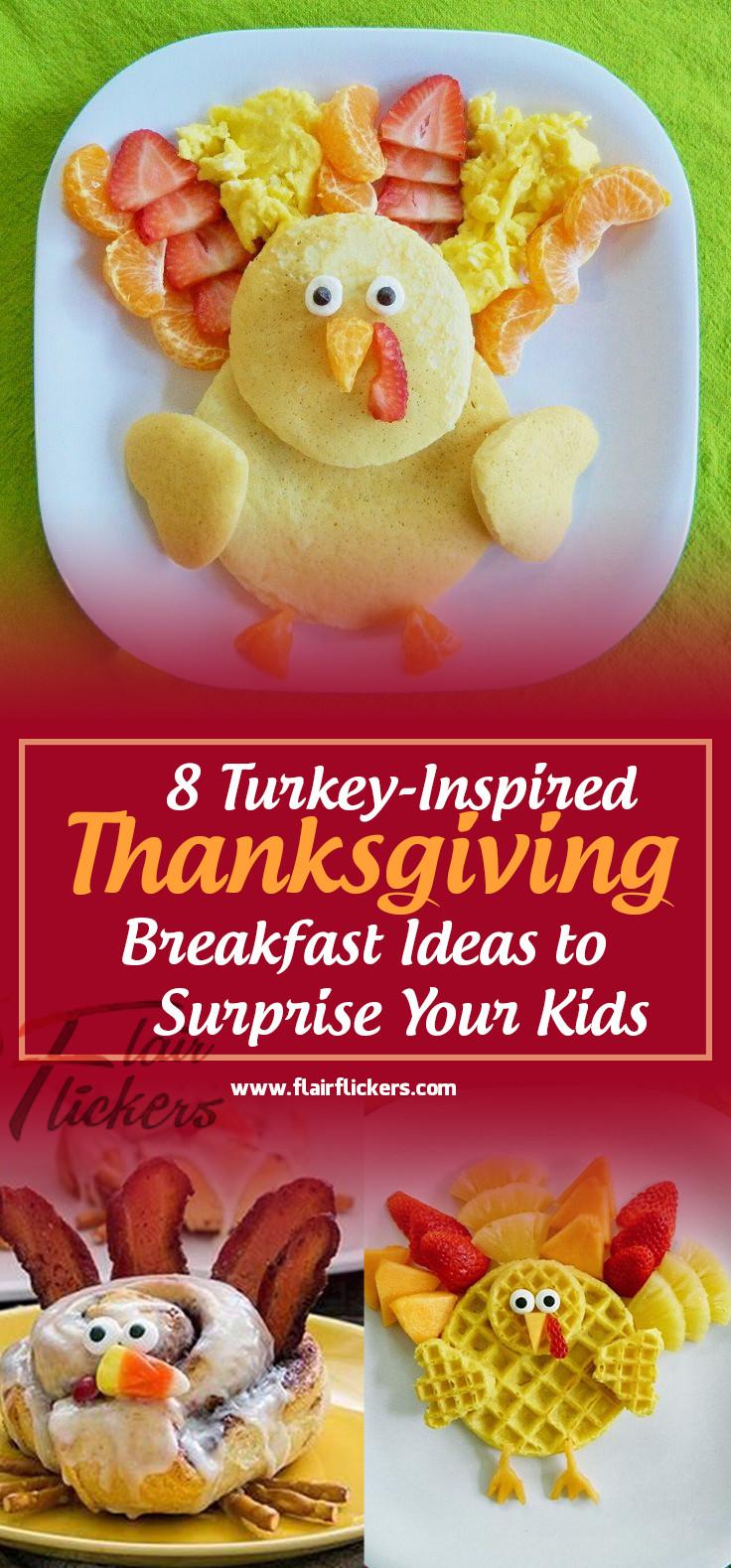 Thanksgiving Breakfast Ideas  8 Turkey Inspired Thanksgiving Breakfast Ideas to Surprise